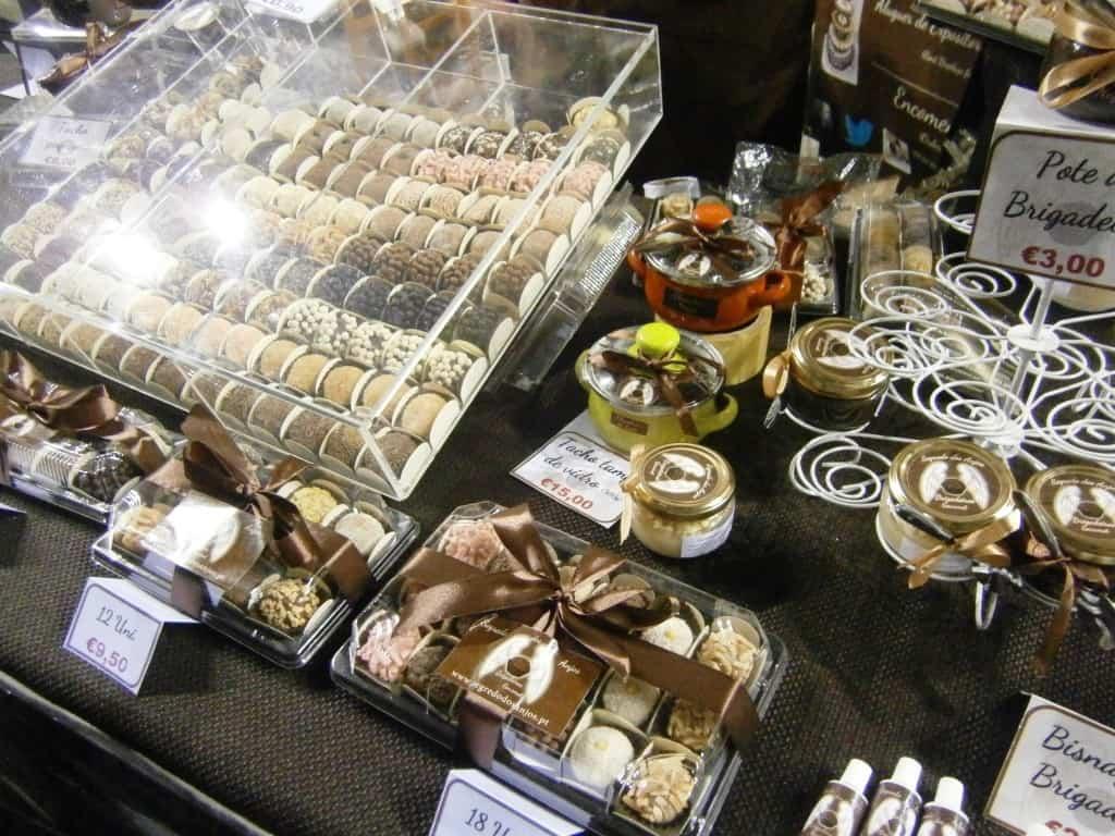 Feira do Chocolate em Lisboa