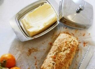 Pão de Aveia e Mel Aromatizado Com Tangerina
