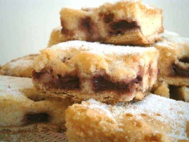 Brownie Choc branco