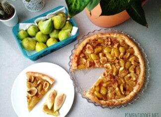 Tarte de figos